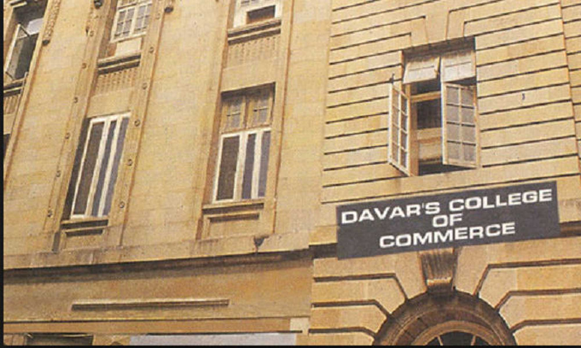 Davar`s College of Commerce